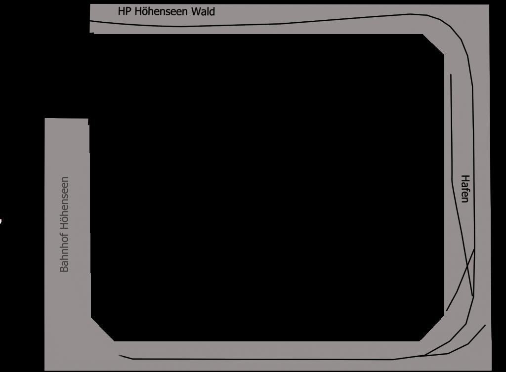 Bühnen obere Ebene